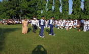 Guard of Honour to the Chief Guest